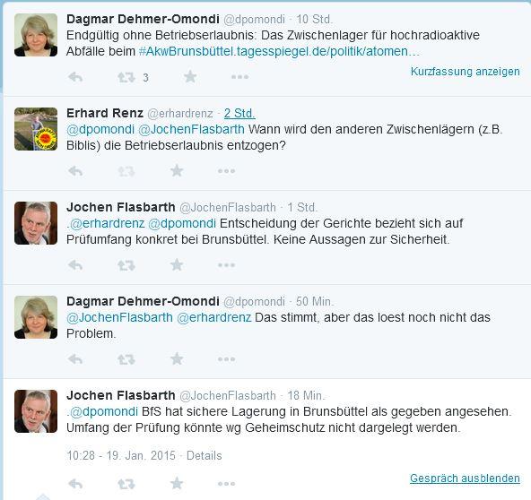 Twitter Brunsbüttel