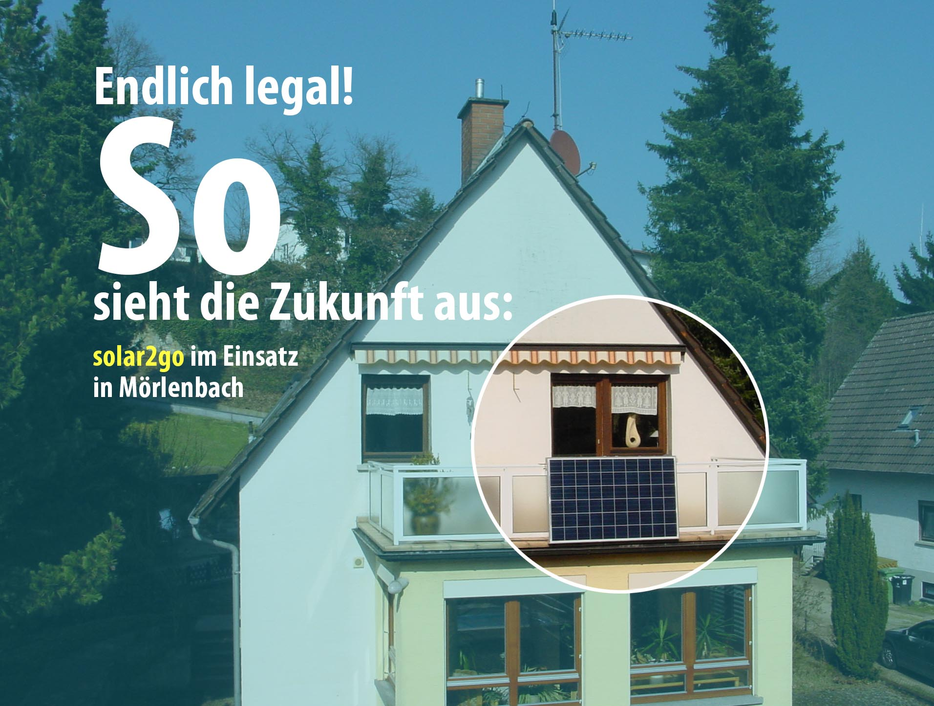 Kampagnenbild solar2go