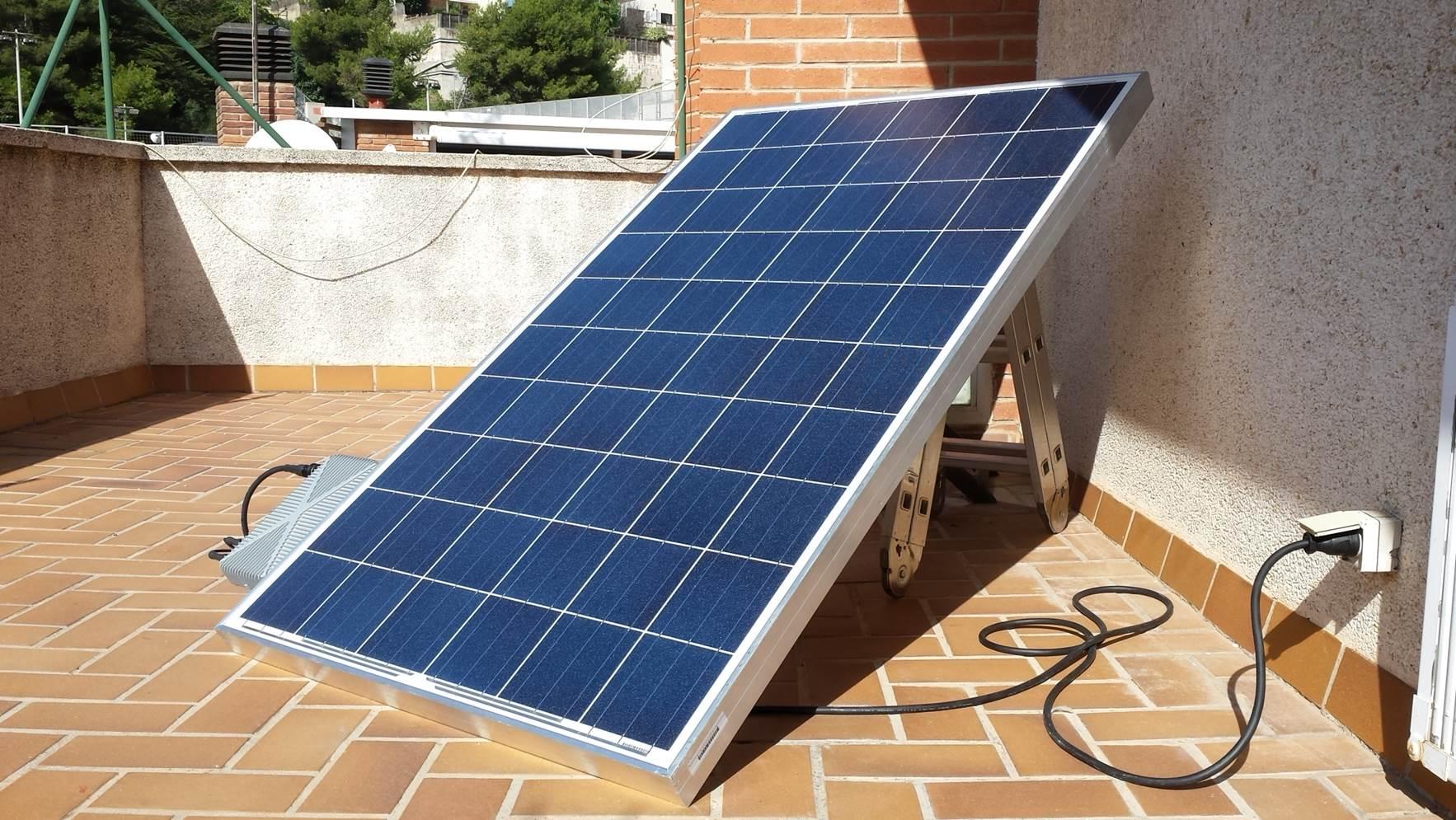 Das erste Plug In Modul genehmigt am Netz | Der Sonnenflüsterer