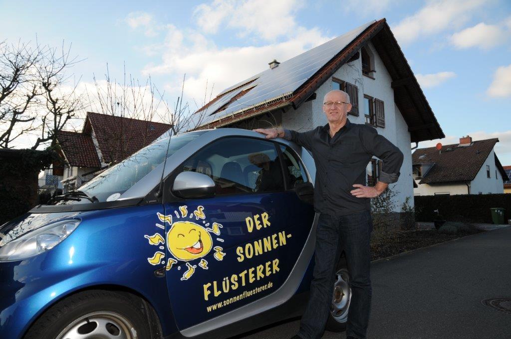 Sonnenfluesterer mit Smart