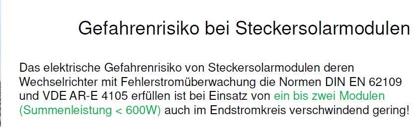 Steckdosenmodul